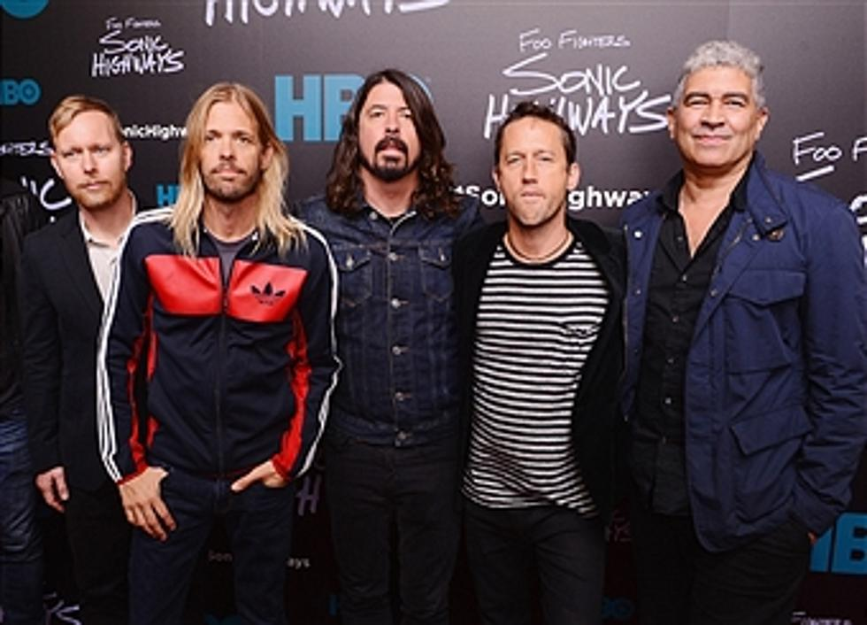 Foo Fighters Christmas Sweaters
