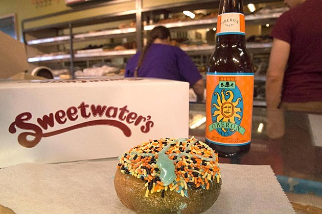 Sweetwater's Oberon Day Donut