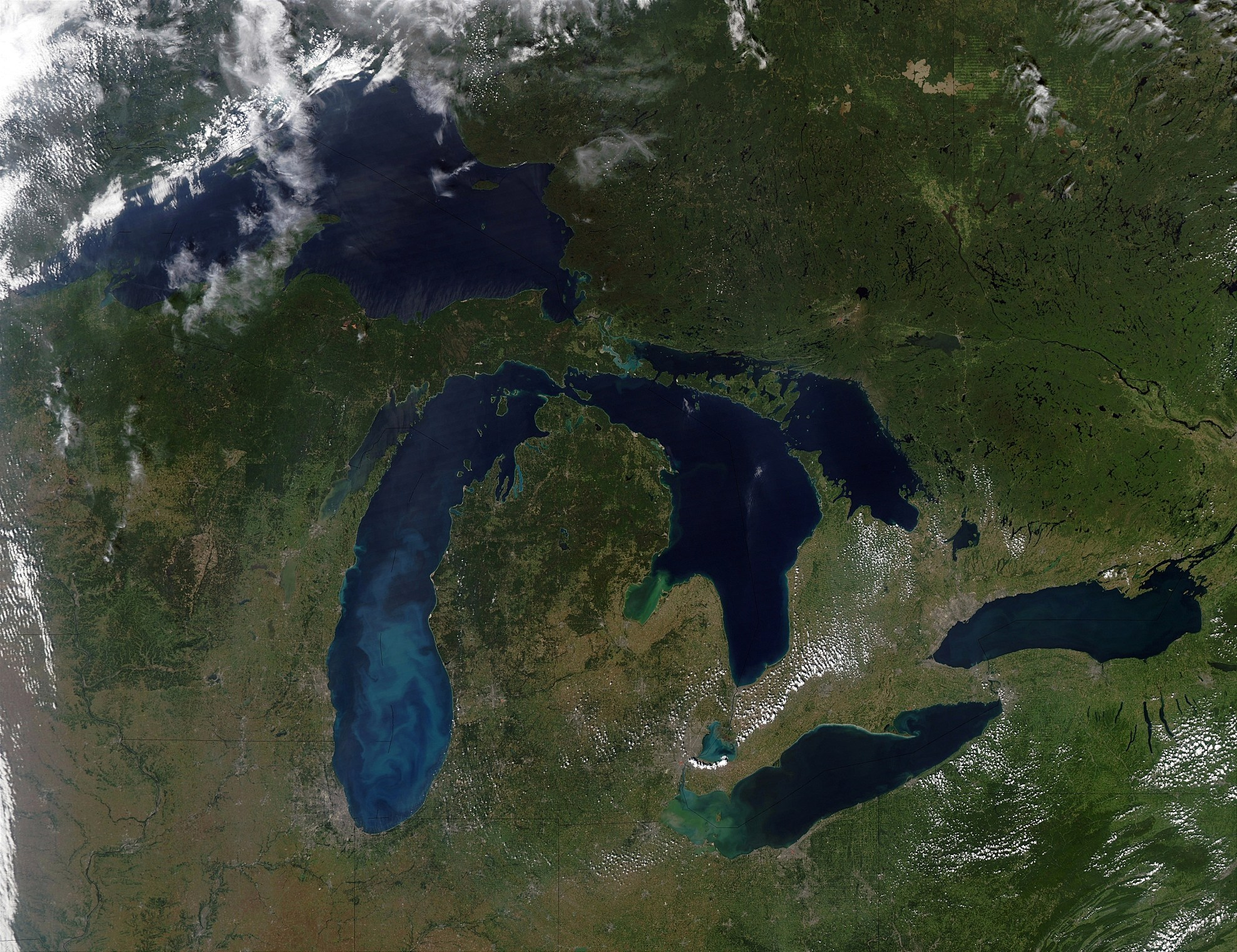 Surprise, There Are Only 4 Great Lakes