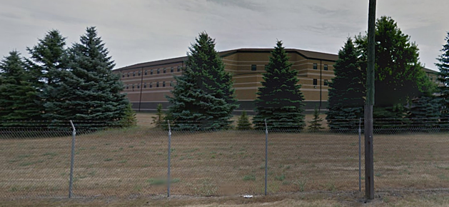 fort custer pentagon from road
