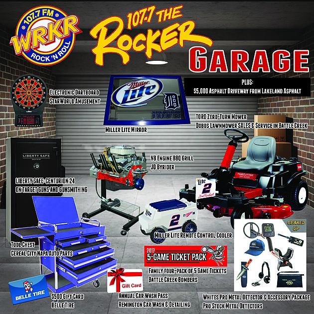 2017 Rocker Garage banner