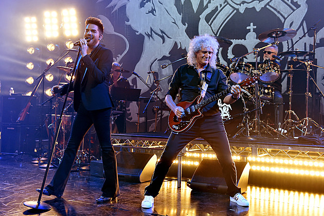 Queen + Adam Lambert For iHeartRadio Live